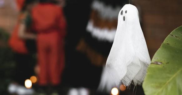 Fantasma di stoffa