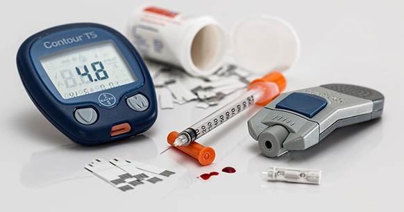 Siringa e diabete