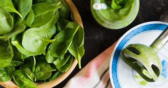 Spinaci, da mangiare con il mal di stomaco