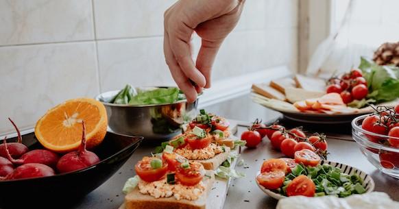 Dieta Mediterranea preparazione
