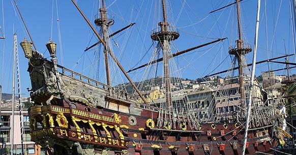 Porto Vecchio Genova