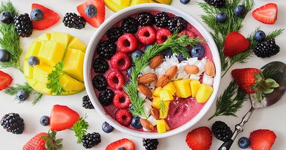 Colazione, frutta