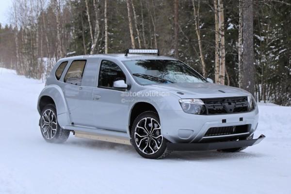 Dacia Duster Elettrica
