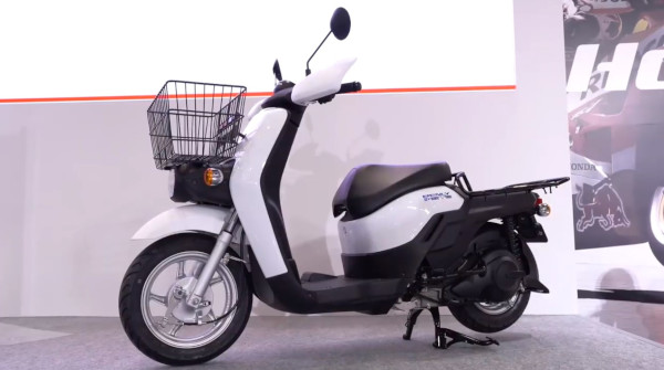 Honda Benly Electric
