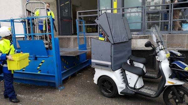 Triciclo elettrico Ligier Pulse 3