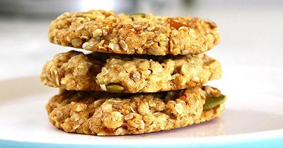 Cookies farina d'avena