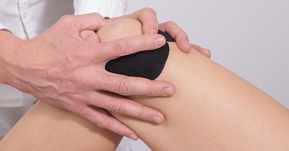 Borsite ginocchio, dolore