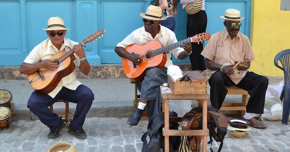 L'Havana, musicisti