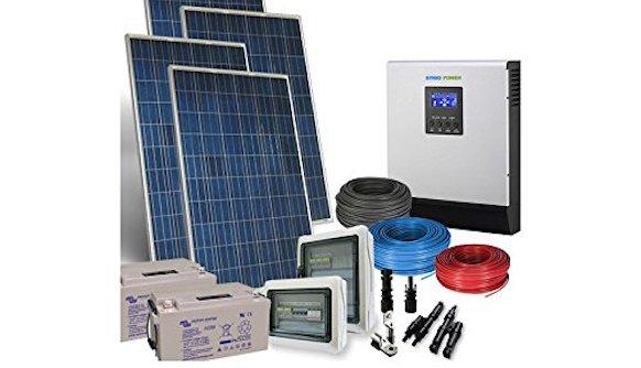Kit Casa Solare PLUS