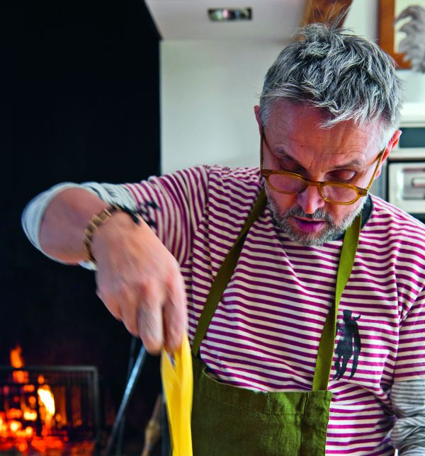 Chef Bruno Barbieri