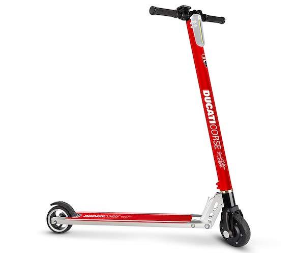 Ducati Corse Monopattino elettrico