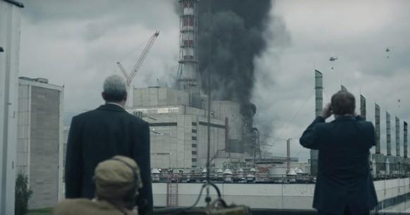 Chernobyl, serie