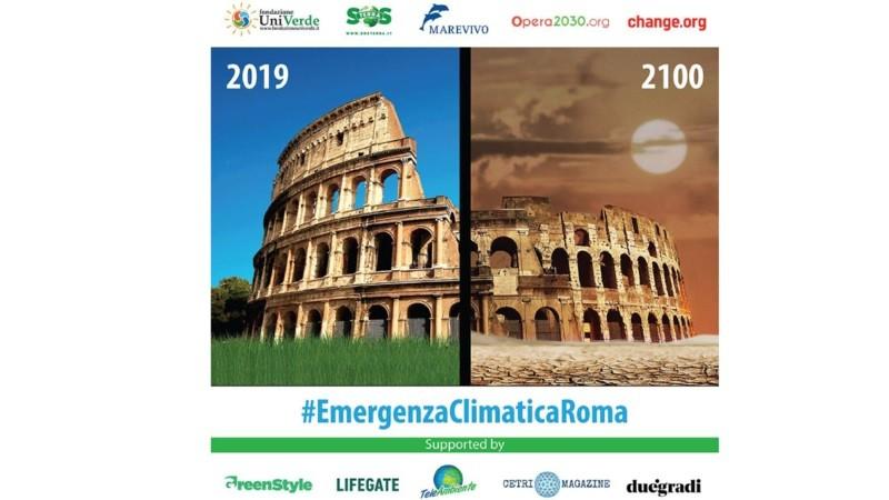 Emergenza Climatica Roma