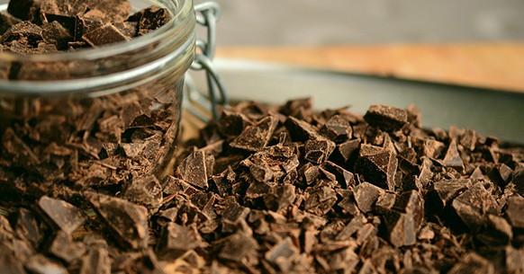 Cioccolato a scaglie
