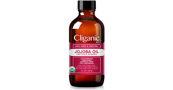 Cliganic, olio di jojoba