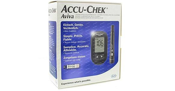 Accu-Check, glicemia