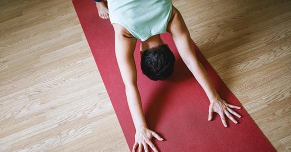 Esercizi schiena dorsali