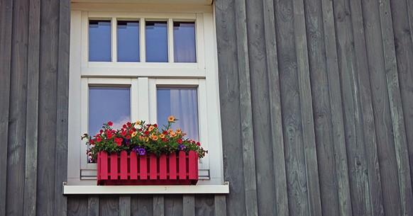 Fioriera finestra