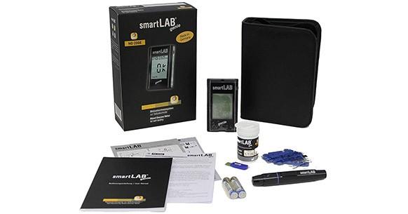 Smartlab, Glicemia
