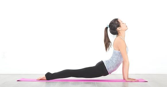 Yoga cobra