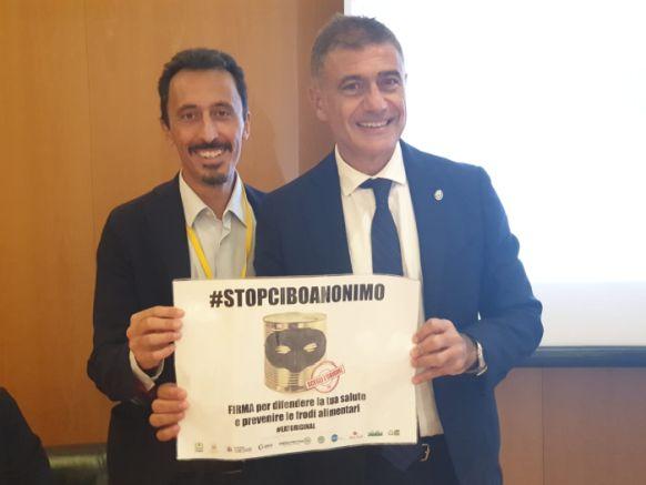 Alfonso Pecoraro Scanio Matteo Campofiorito