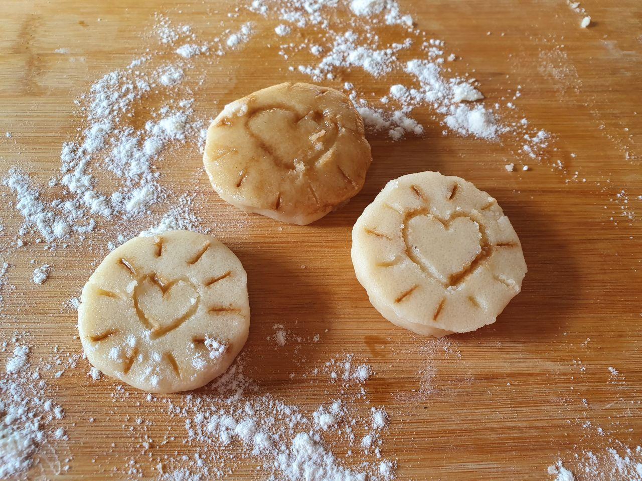 Biscotti con crema di nocciole alternativi ai Nutella Biscuits