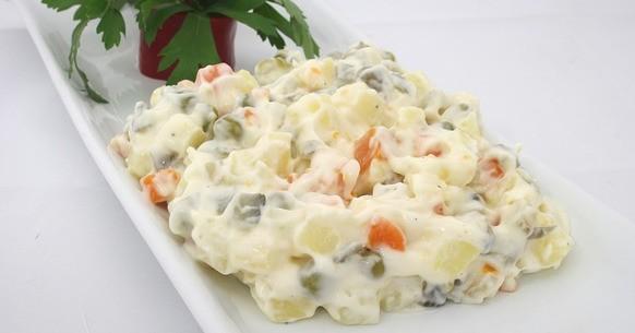 American-salad