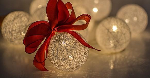 Decorazione fai da te Natale