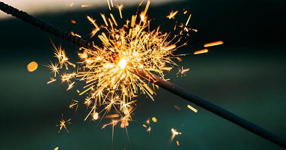 Anno nuovo, fuoco