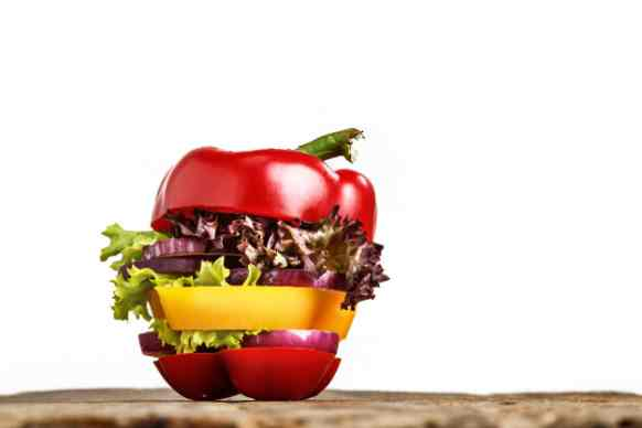 vegetariani e vegani: i numeri in italia
