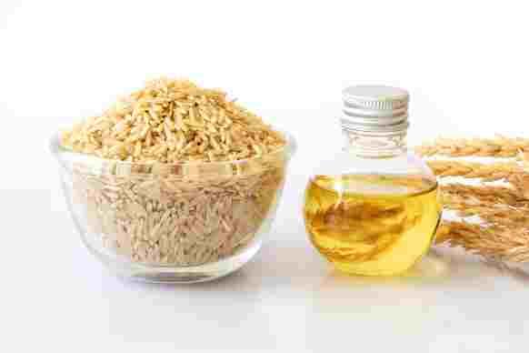 Olio di riso: rimedio naturale contro moltissimi disturbi