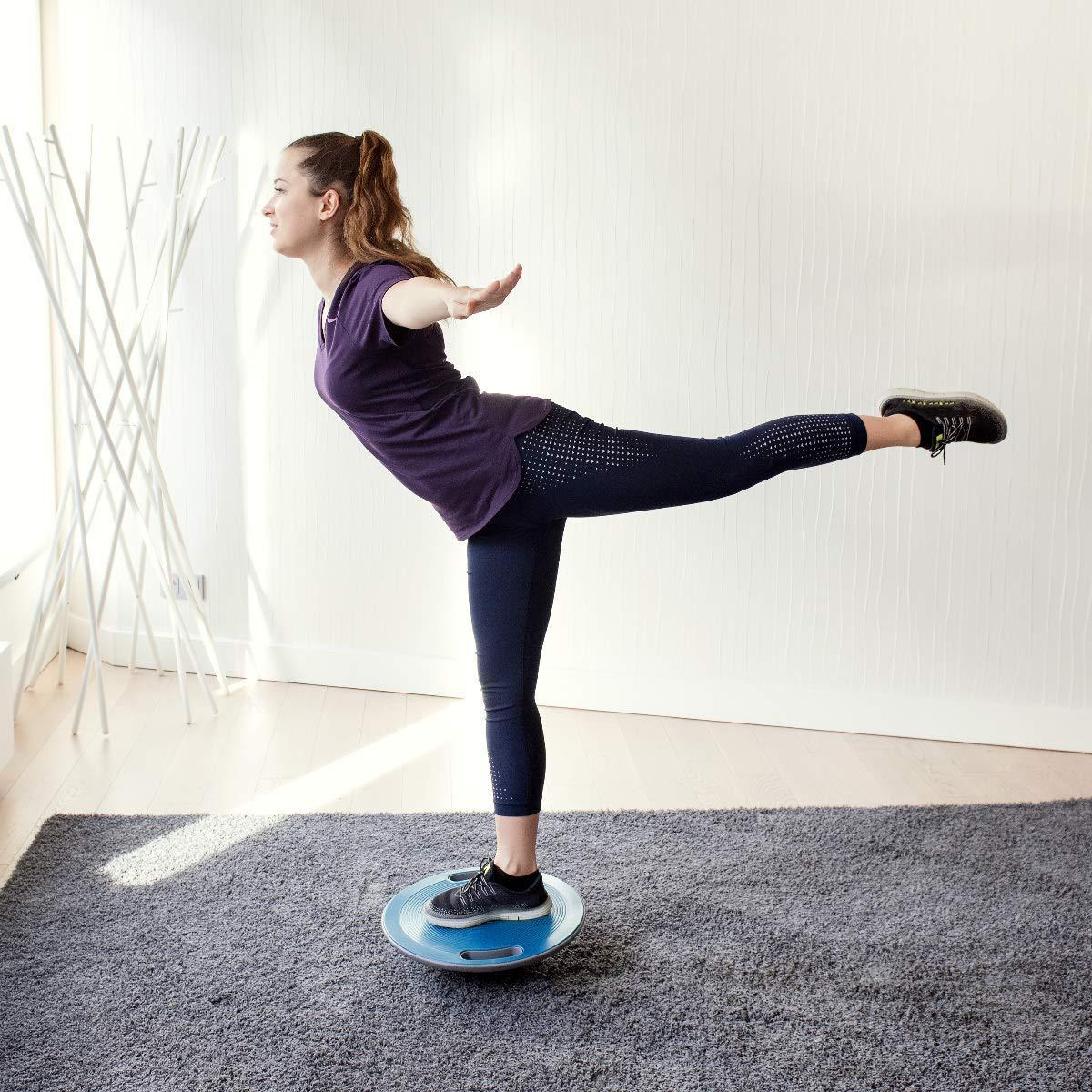 come usare balance board