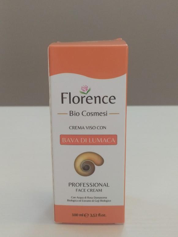 Florence: crema viso con bava di lumaca