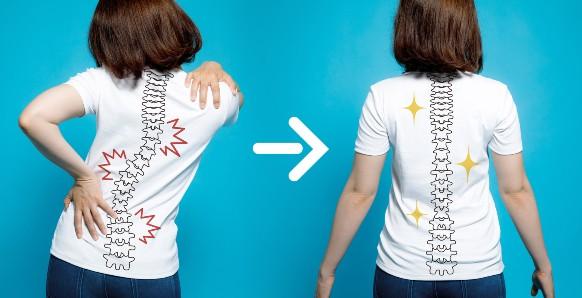 Scoliosi: tutti gli esercizi