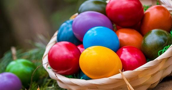 Cesta delle uova