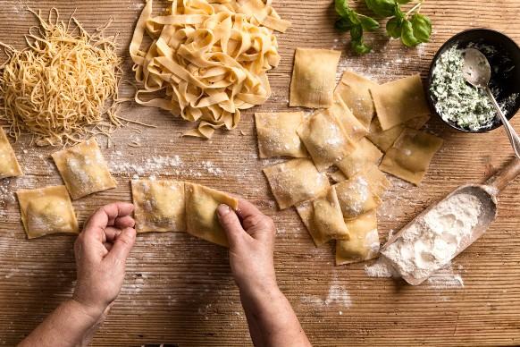 Pasta vegana senza uova: la ricetta