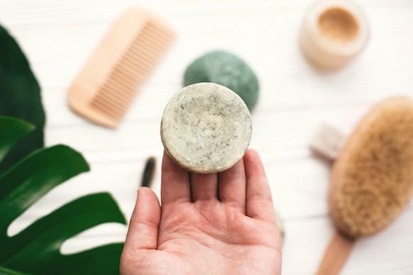 Shampoo solido: preparazione