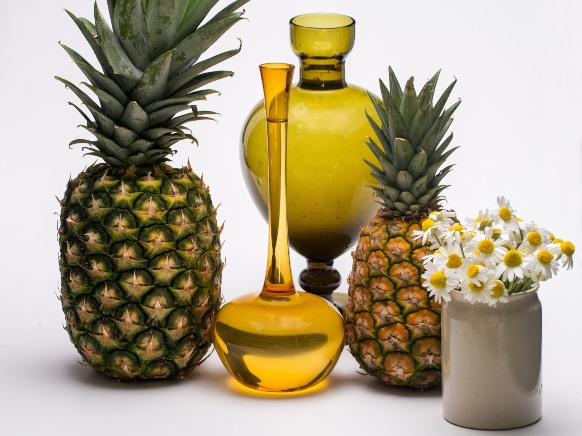 Come funziona la dieta dell'ananas