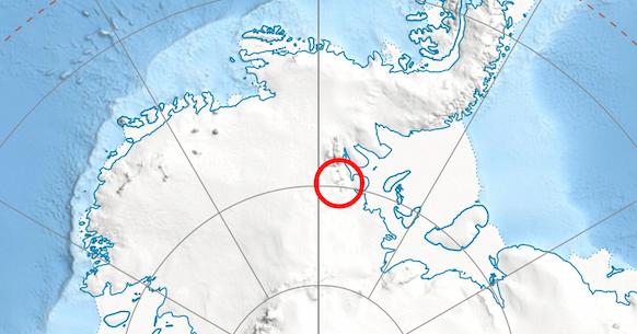 Biodiversità Antartide Patriot Hills Blue Ice Area