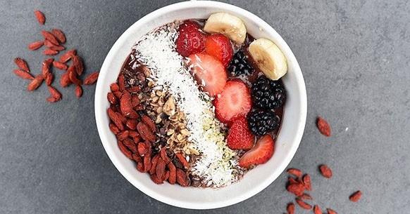 Colazione yogurt
