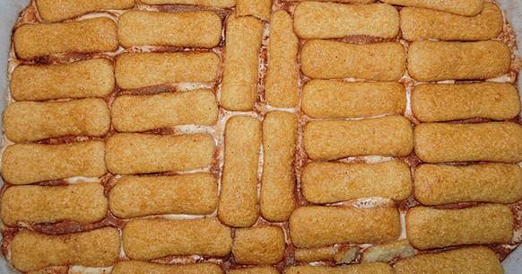 Tiramisù biscotti