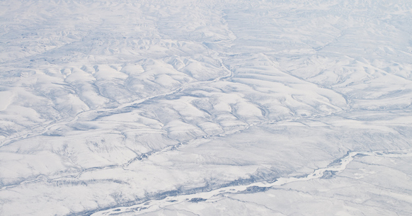 Verkhoyansk in inverno