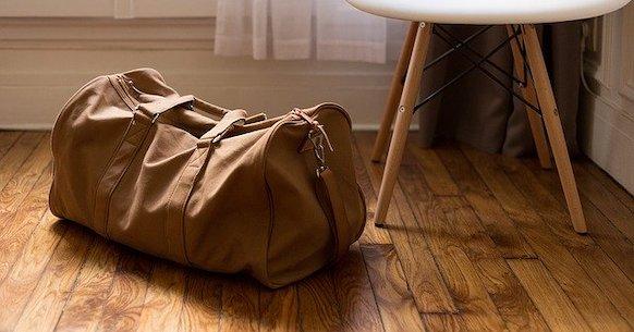 Bagaglio a mano borsa
