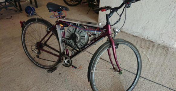 Bici elettriche Spin Cycle