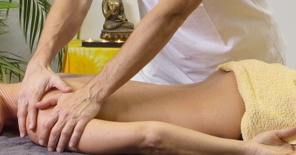 Massaggio spalle