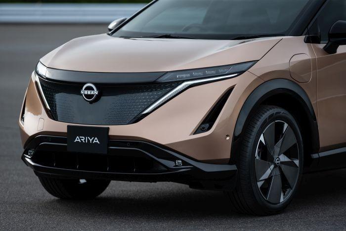 Nissan Ariya exterior