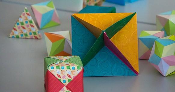 Origami scatole