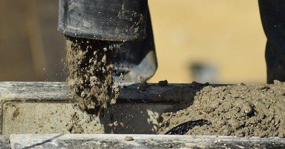 Cemento calcestruzzo ristrutturazione