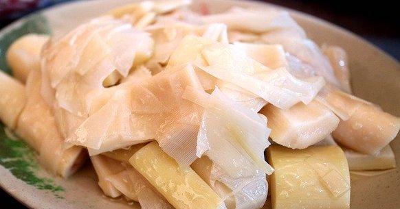 Cucina asiatica bamboo