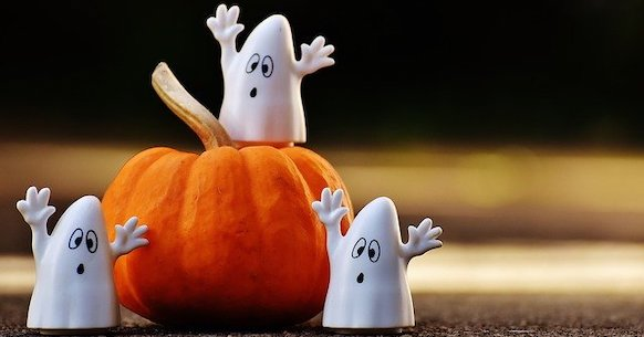 Halloween fantasmi